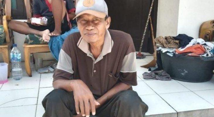Kisah Tukang Kebun yang Harus Menghidupi 15 Anaknya