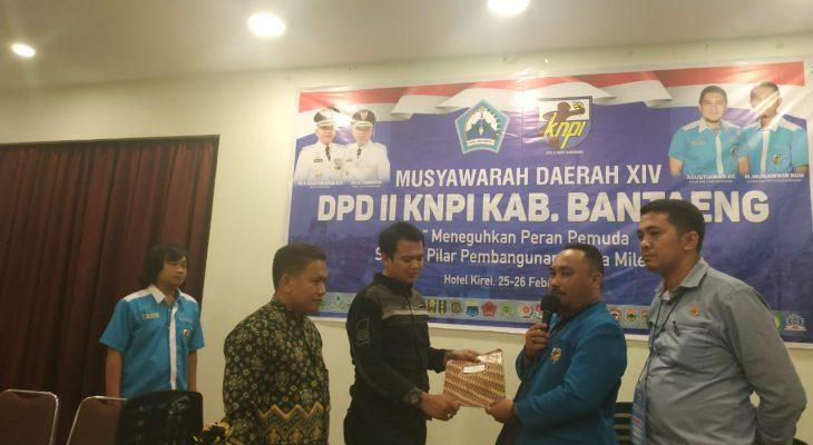 PC IPNU Bantaeng : Selamat untuk Lutfi Yahya Sebagai Ketua Baru DPD II KNPI Bantaeng