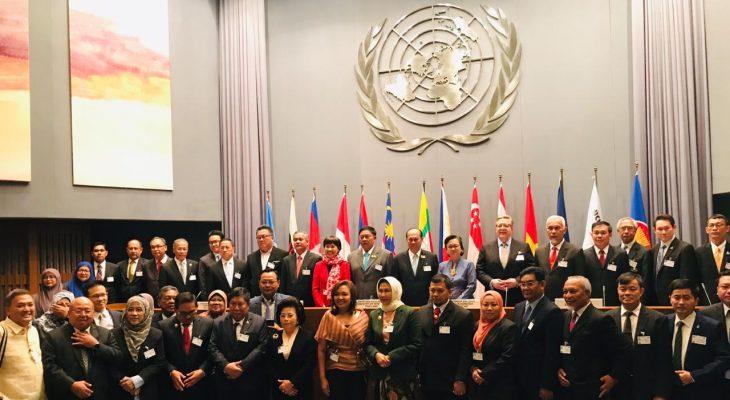 Iqbal Beri Wejangan Pada Forum Pemimpin se-ASEAN di Thailand