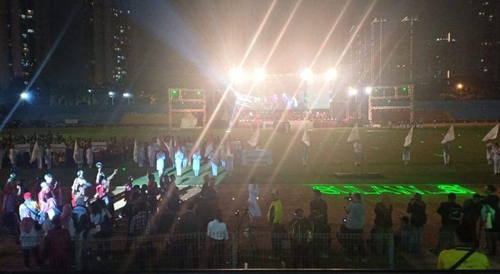 Pomnas XVI Jakarta Dibuka Malam-malam, 3.390 Atlet Perebutkan 713 Medali