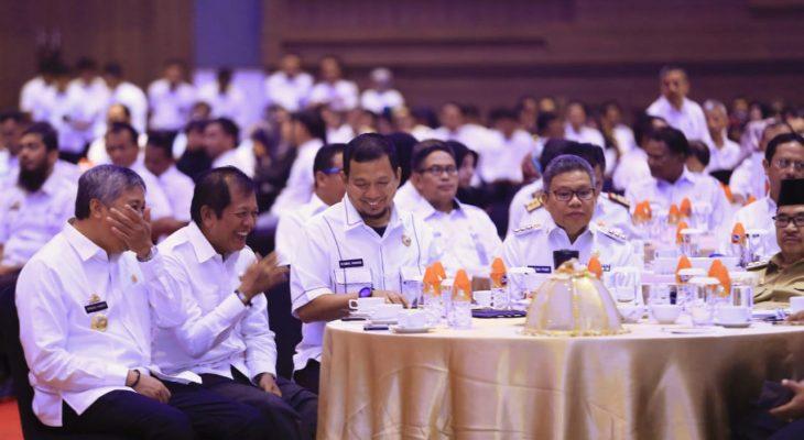 Pj Iqbal Tekan SKPD Makassar Soal Transparansi