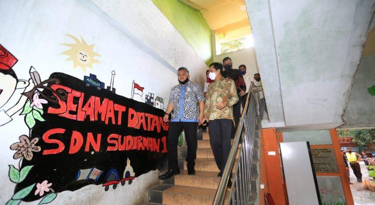 Sambangi SD Sudirman, Ini Deretan Temuan Pj Wali Kota Prof Rudy