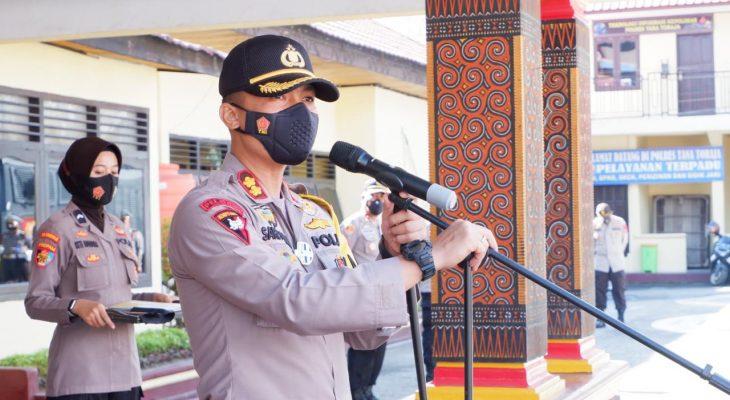 Polres Tana Toraja Tidak Terbitkan Surat Izin Keramaian, Ini Targetnya