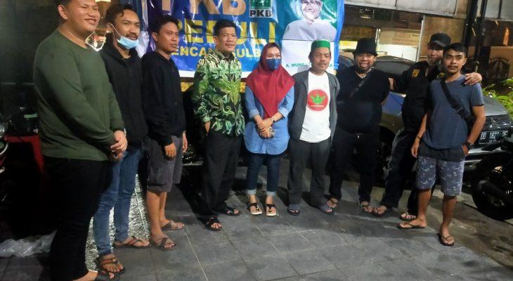 Gus AMI Bawa Angin Segar bagi Korban Gempa di Sulbar