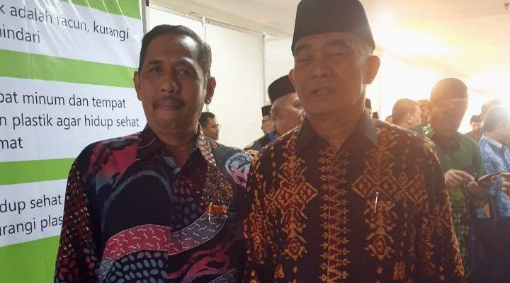 Rektor Unismuh Makassar Ramaikan Puncak Milad ke-107 Muhammadiyah