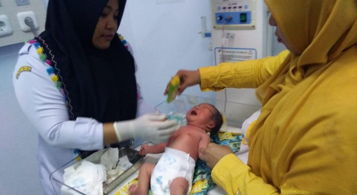 Sebar Hoaks Penemuan Bayi, Ibu Ini Malah Ungkap Hasil Hubungan Gelapnya