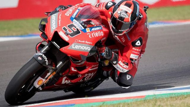 Klasemen Sementara MotoGP 2019, Petrucci Geser Posisi Rossi
