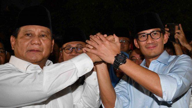 Gugatan Ditolak MK, Begini Komentar Prabowo