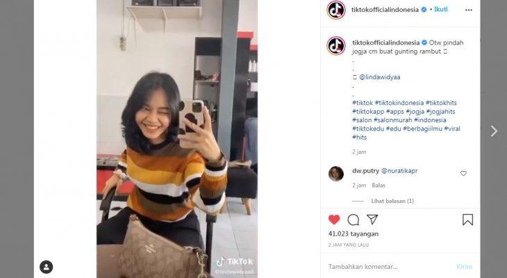 Bikin Melongo, 5 Ribu Bisa Cuci Catok Rambut di Salon