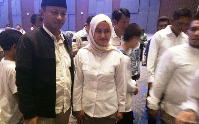 Bupati Indah Siap Menangkan Duet Prabowo-Sandi di Lutra