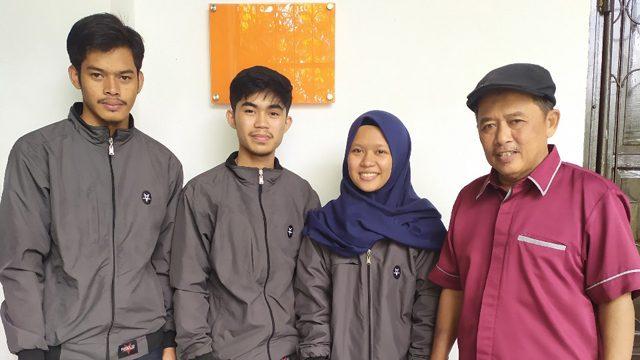 Wakili UNM, Mahasiswa Teknik Elektronika FT Ini Siap Berlaga di Kontes Robot Indonesia