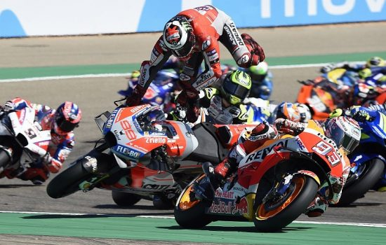 Kaleidoskop : Momen-Momen Terbaik Moto GP di 2018