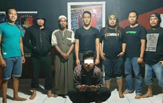 Eks Napi Samarinda Cungkil Mesjid di Bone Kembali Diamankan Polisi