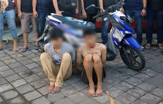 Dua Pelaku Curanmor di Bone Diringkus Polisi, Ini Identitasnya