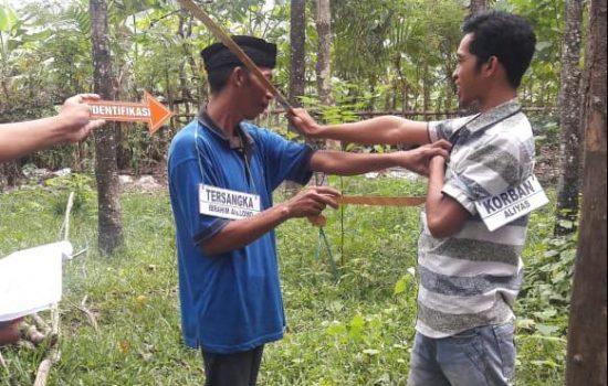 Rekonstruksi Pembunuhan di Sinjai Selatan, Pelaku Peragakan 26 Adegan