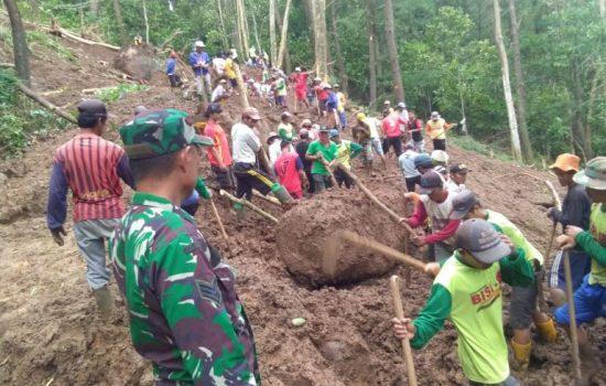(Update) Korban Banjir Longsor Gowa
