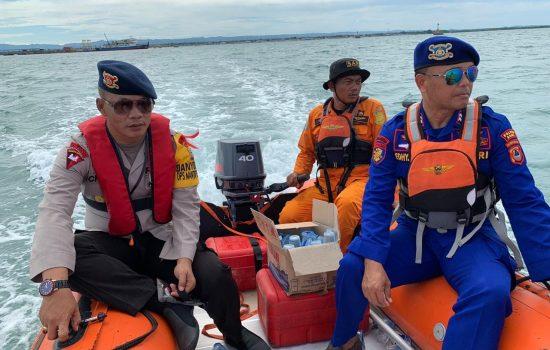 Tim Sar Gabungan Perluas Zona Pencarian Penumpang Feri Mishima