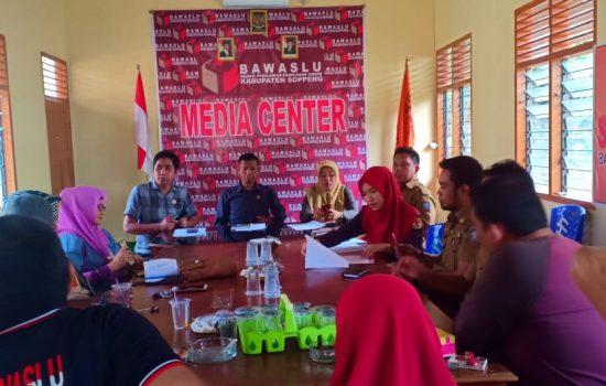 Bawaslu Kabupaten Soppeng Akan Membentuk Pengawas Tempat Pemungutan Suara