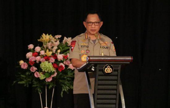Kapolda Sulsel Hadiri Rapim TNI-Polri 2019 di Jakarta