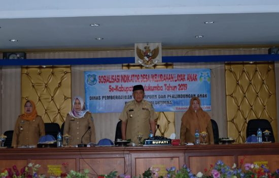 Bulukumba Deklarasi Desa Kelurahan Layak Anak