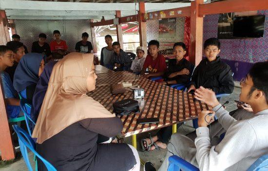 Puluhan Pelajar SMK Kumpul di Kolom Rumah, Ada Apa?