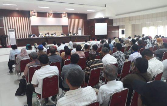 Wakil Bupati Kumpulkan Camat dan Lurah Bahas Adipura 2019