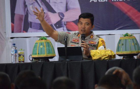 Jelang Pileg dan Pilpres 2019 Kapolres Sebut Tiga Wilayah Rawan