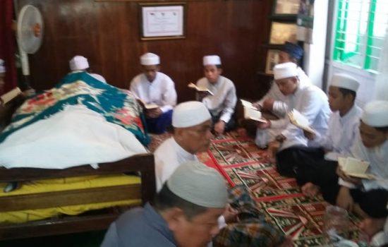 Sebelum Meninggal, Ini Pesan Terakhir KH Abd Latif Amin