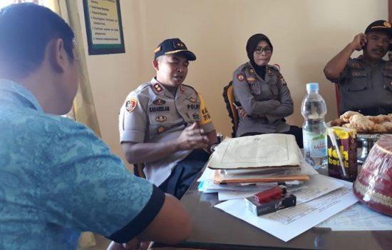 Kapolres Kadarislam Kasim Sambangi 6 Kelurahan di Bone