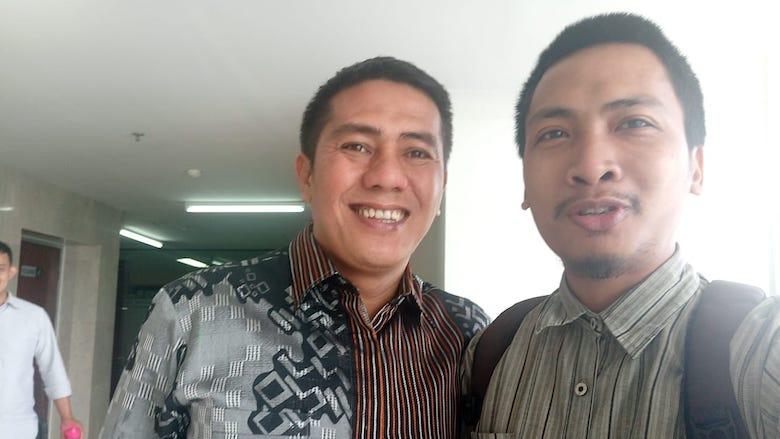 Ketua Panitia Silatnas UNM, Syamsu Rizal