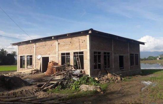 Tak Kunjung Rampung, Pembangunan Masjid di Bone Butuh Uluran Tangan