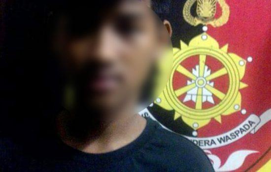 Diduga Jadi Biang Kerok Kemacetan, Pak Ogah Ini Diamankan Polisi