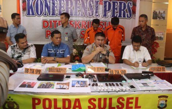Rugikan 115 Nasabah BRI, Polisi Berhasil Ringkus Sindikat Penipuan Online
