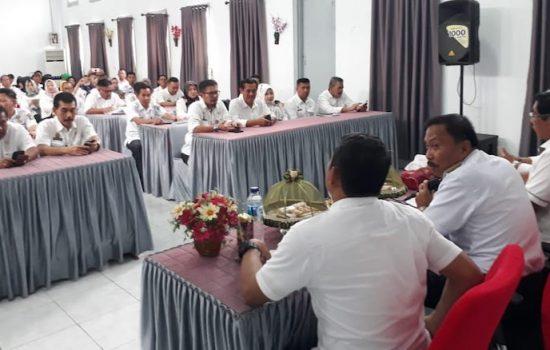 Wabup Ambo Dalle Pimpin Rakor Verifikasi Kabupaten Kota Sehat
