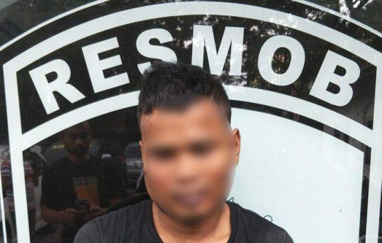 Sempat Buron, Pencuri Brankas di Cafe Labuan Bajoe Akhirnya Ditangkap