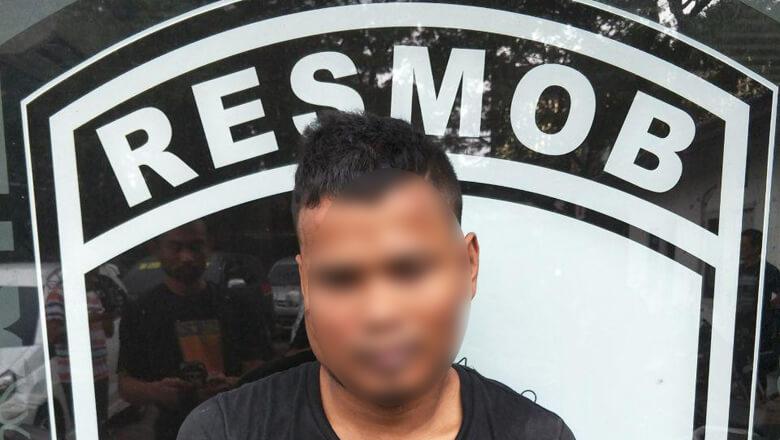 Sempat Buron, Pencuri Brankas di Cafe Labuan Bajoe Akhirnya Ditangkap. (BONEPOS.COM - IST).