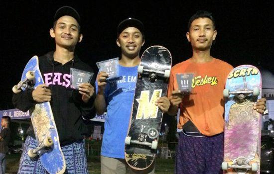 Tak Punya Skatepark, Komunitas Skateboard Bone Minta Perhatian Pemerintah