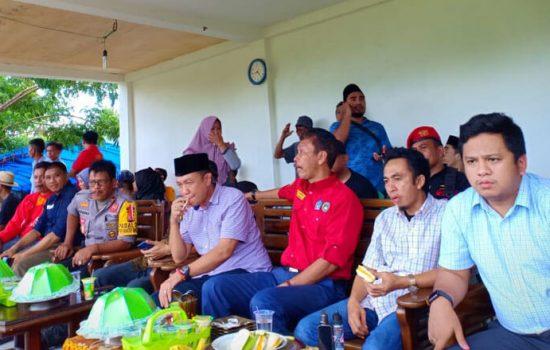 Zunnun Dorong Pesepakbola Muda Bone Berkiprah di Tingkat Nasional