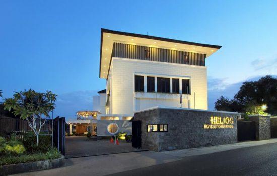 Dituding Jadi Sarang Prostitusi, Begini Kata Manajemen Helios Hotel