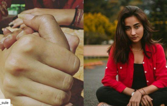Tanggapan Naomi Zaskia Perihal Isu Kedekatannya Dengan Sule