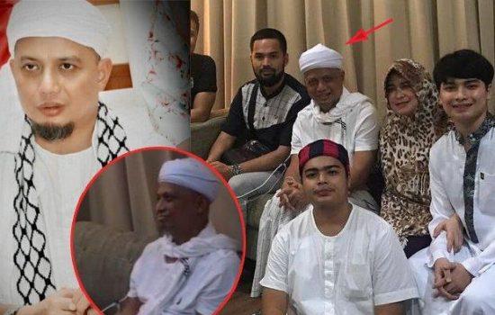 Ustadz Arifin Ilham Kembali Dirawat Dirumah Sakit