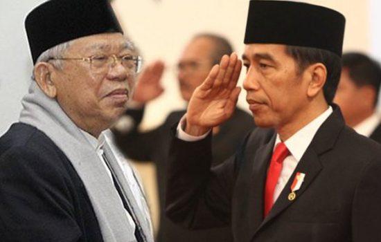 Jokowi – Ma'ruf dan Timses Gelar Pertemuan Tertutup