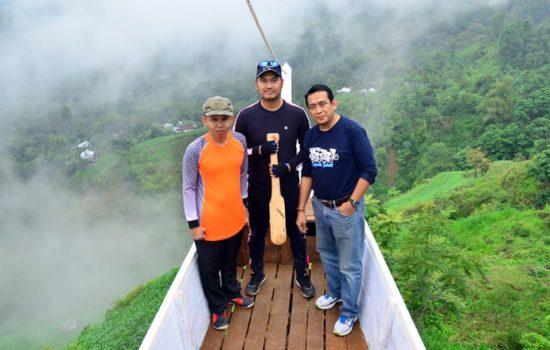 """Nikmati Panorama Alam """"Negeri Berselimut Kabut"""" di Sinjai"""