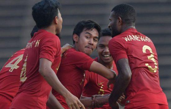 Tendanngan Luthfi Berhasil Bawa Indonesia ke Final AFF 2019