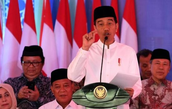 Jokowi Tak Salahkan Lahan Prabowo Ratusan Ribu Hektar