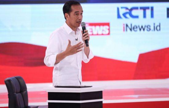 Debat Kedua Capres, Jokowi di Duga Sampaikan Data Keliru
