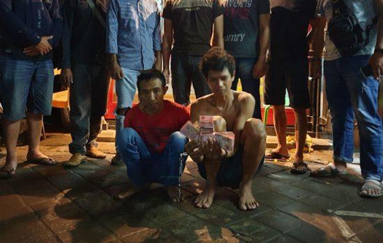 Gasak Uang Majikan Rp 32 Juta, Dua Warga Bone Ini Diringkus Polisi