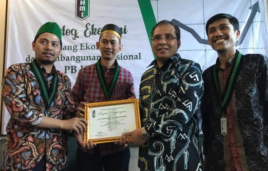 Wali Kota Danny Didaulat Jadi Narasumber Dialog HMI