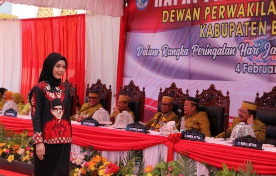 Di Hari Jadi Bulukumba, NA Launching Batik Resmi Desain Motif Pahlawan Nasional