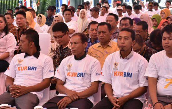 Penyaluran Dana KUR, Wakil Ketua I DPRD Sinjai Sebut Masyarakat Patut Bersyukur